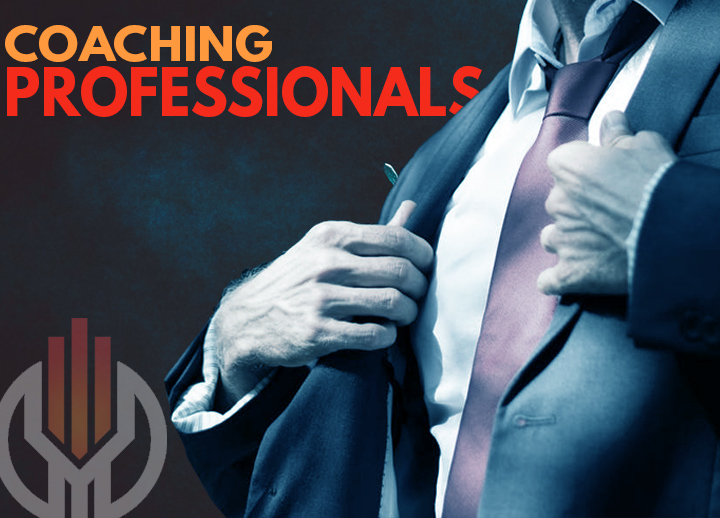 Professionals coaching